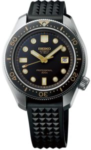 Seiko Prospex 1968 Automatic Hi-Beat Divers Re-Creation Limited Edition (1500 pieces worldwide) SLA025J1