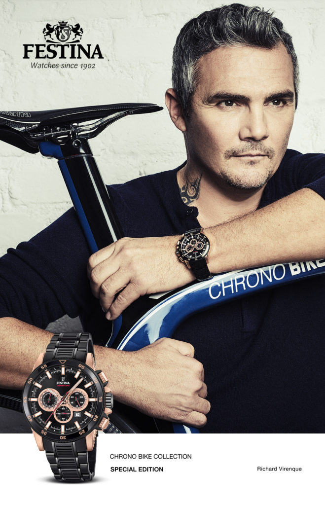 richard virenque limited edition festina chrono bike 2019 herreur